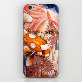 London Henna iPhone & iPod Skin
