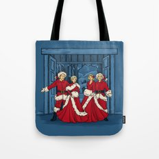 May Your Days be Merry and Bright Tote Bag