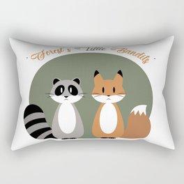 Forest´s Little Bandits Rectangular Pillow