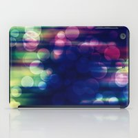 magical girl iPad Cases featuring Magical Girl Blue by Misi