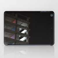 grid iPad Cases featuring grid by jared smith