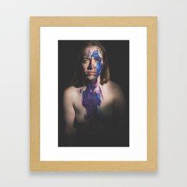 Colors of Women, R.V. Framed Art Print