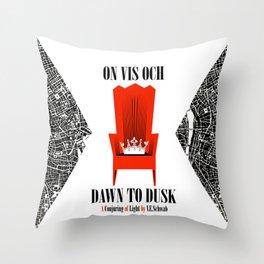 ACOL - On Vis Och Throw Pillow