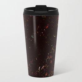 Spring black pink Travel Mug