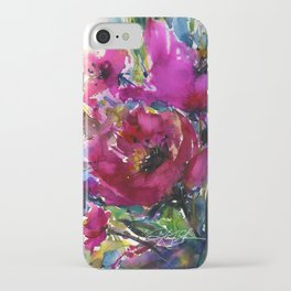 Jubilation by Kathy Morton Stanion iPhone Case