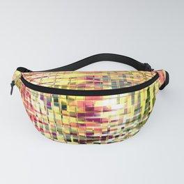 Color pixels Fanny Pack