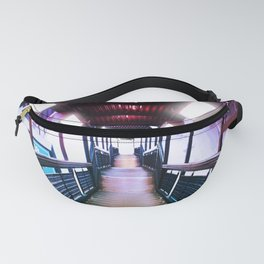 Quincy Down Fanny Pack