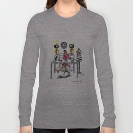 From the Studio of N'cholé Féroce Long Sleeve T-shirt