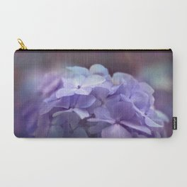 butterflies flower Carry-All Pouch