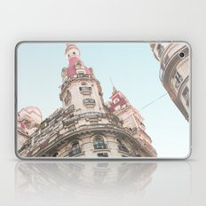 French Sky (Retro and Vintage Urban, architecture photography) Laptop & iPad Skin