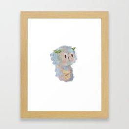 Jujy-fruits Framed Art Print