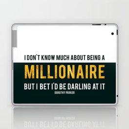Millionaire Ms Parker Laptop & iPad Skin