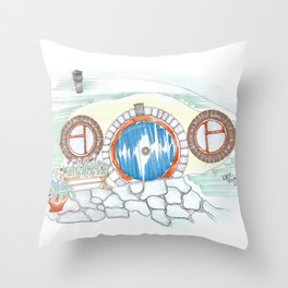 Dugout Throw Pillow