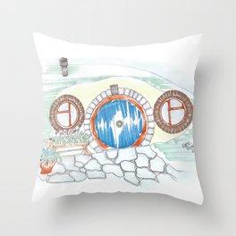 Dugout Throw Pillow