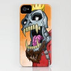 Jackhook Metal Skeleton iPhone (4, 4s) Slim Case