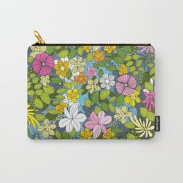 My Flower Design Carry-All Pouch