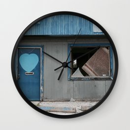 Vulnerability Wall Clock