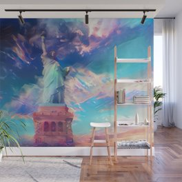 Welcome To The Bright Side Wall Mural