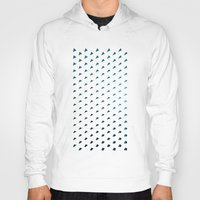 polygon Hoodies featuring Polygon by Evi Radauscher
