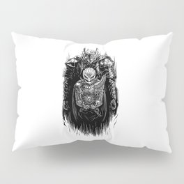 Black Swordsman Pillow Sham