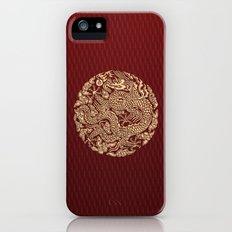 Gold Dragon Ball Shen long Art iPhone 4 4s 5 5c, ipod, ipad, tshirt, mugs and pillow case Slim Case iPhone SE