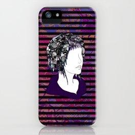 Ambiversion Dye iPhone Case