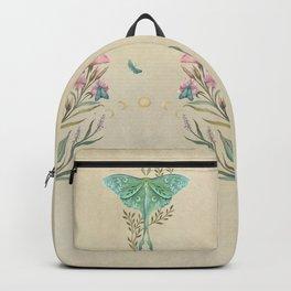 Luna and Forester - Oriental Vintage Backpack