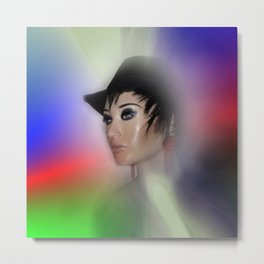 fashiondoll's morning Metal Print