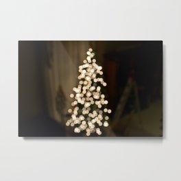 Christmas Vibes Metal Print