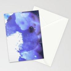 GALAXY {BLUE} Stationery Cards