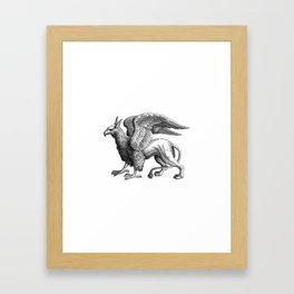 Peter the Griffin Framed Art Print