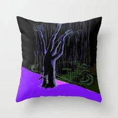 Next nature services Throw Pillow