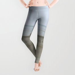 Airport on the beach Leggings