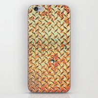 dot iPhone & iPod Skins featuring Dot by Silvia Ganora