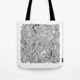 Psychwaves Tote Bag