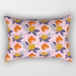 Derby Girl Rectangular Pillow