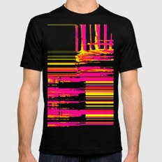 It For Brains Mens Fitted Tee Black SMALL