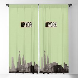 New York Blackout Curtain