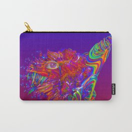 Alien Sea Creature Carry-All Pouch
