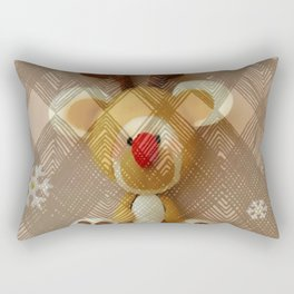 beautiful bambi Rectangular Pillow