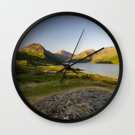 wastwater Wall Clock