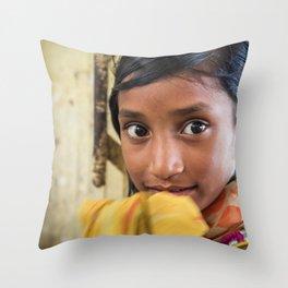 Srimangal Throw Pillow