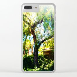 Winchester Tree Clear iPhone Case