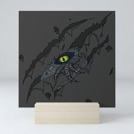 Dino Breakout Mini Art Print