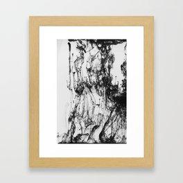 Form Ink No.1 Framed Art Print