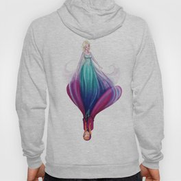 The Icicle Melts Hoody