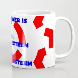 The answer Coffee Mug