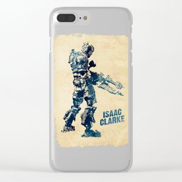 Isaac Clear iPhone Case