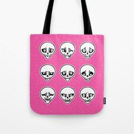 Skull Feels Tote Bag