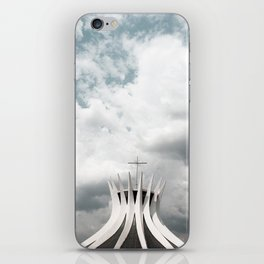 Cathedral | Brasília | Brazil iPhone Skin